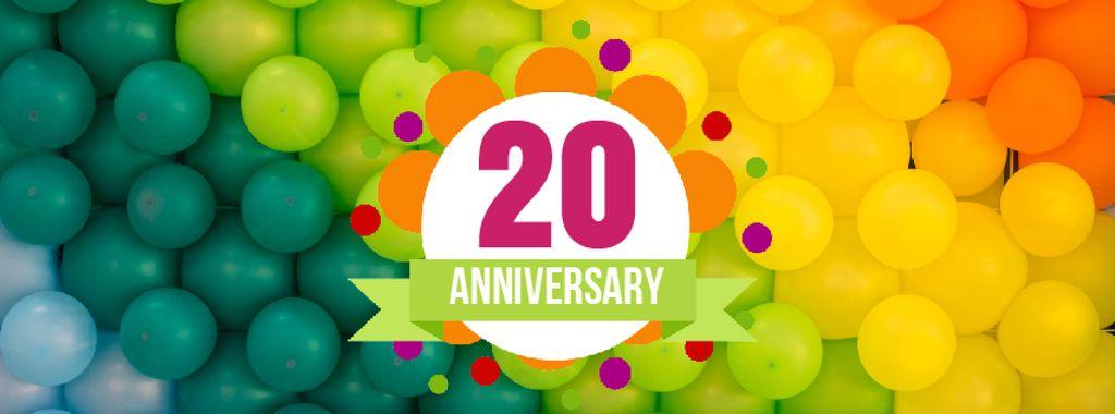 Anniversary celebration template — Create a Design