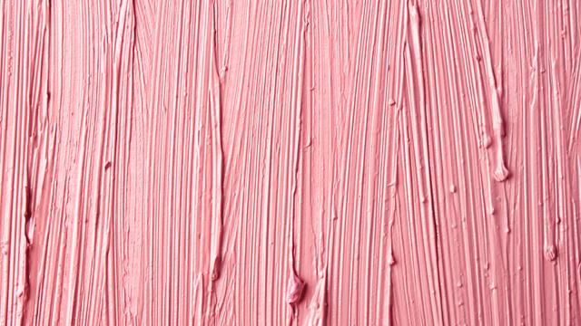 Plantilla de diseño de Paint smudges pattern in Pink Zoom Background