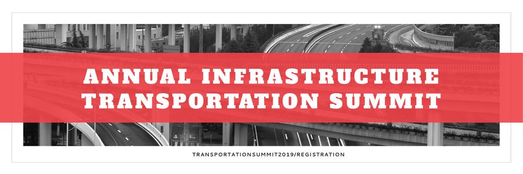Annual infrastructure transportation summit — Создать дизайн
