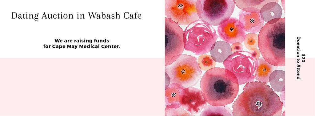 Dating Auction in Wabash Cafe — Crea un design