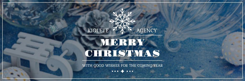 Merry Christmas card — Создать дизайн