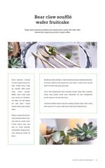 Etiquette Guide Festive Formal Dinner Table Setting