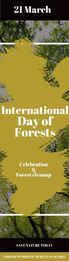 International Day of Forests — Create a Design