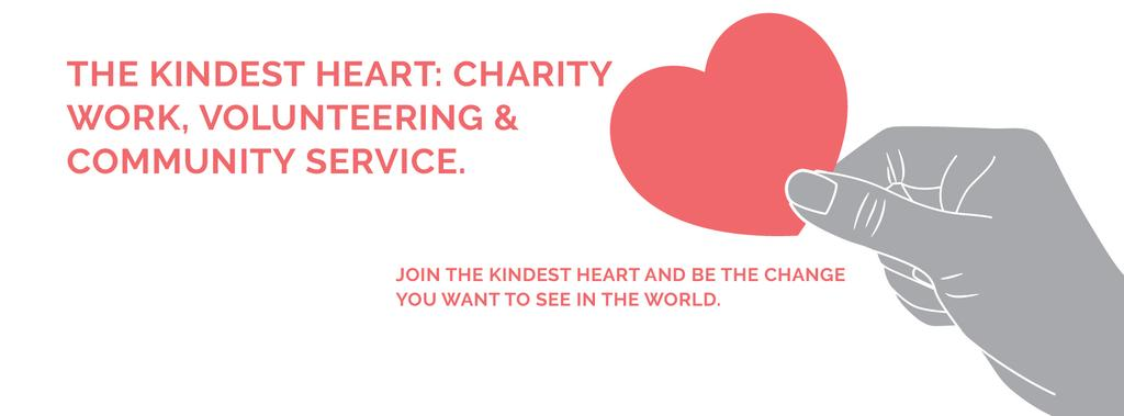 The Kindest Heart: Charity Work — Створити дизайн