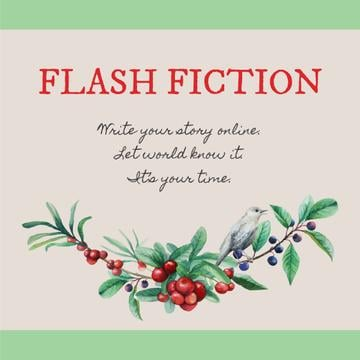 Flash fiction inspiration banner