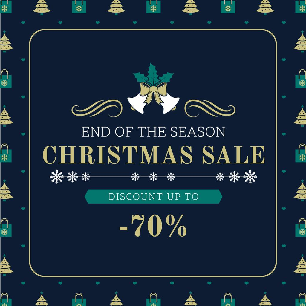 Christmas greeting card — Create a Design