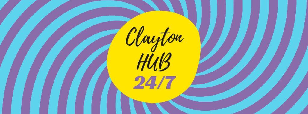 Clayton Hub 24/7 — Створити дизайн
