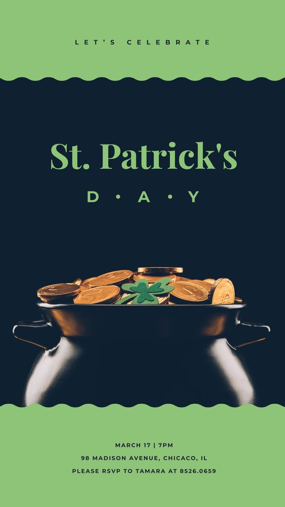 Saint Patrick's Day attributes — Create a Design