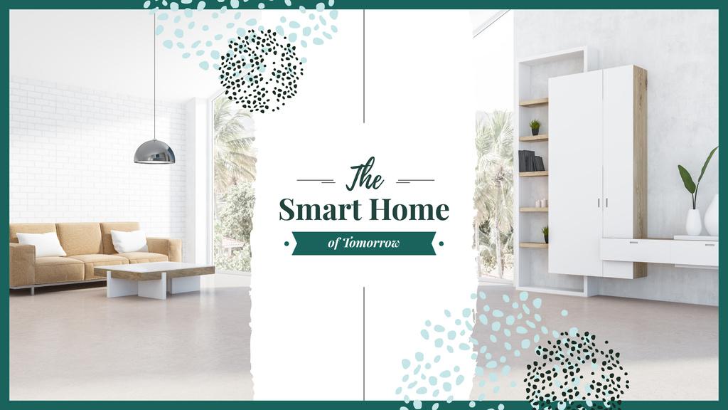 Cozy modern interior — Crear un diseño