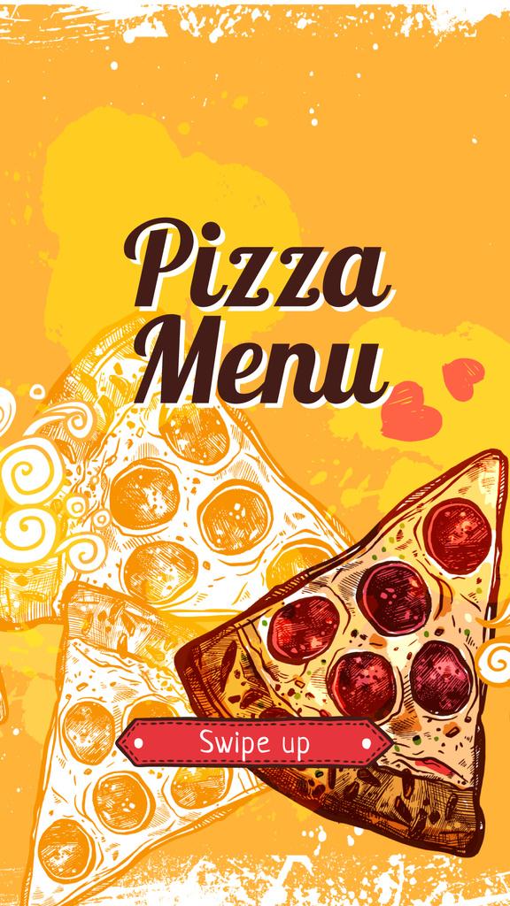 Pizza tasty slice — Crear un diseño