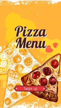 Pizza tasty slice