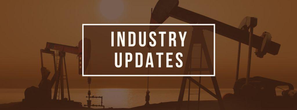Industry updates Annoucement — Maak een ontwerp
