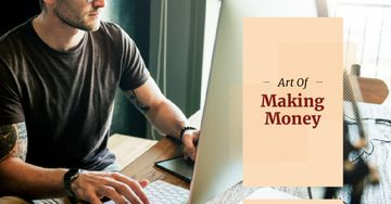 art of making money banner