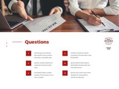 Businesswoman on Job Interview