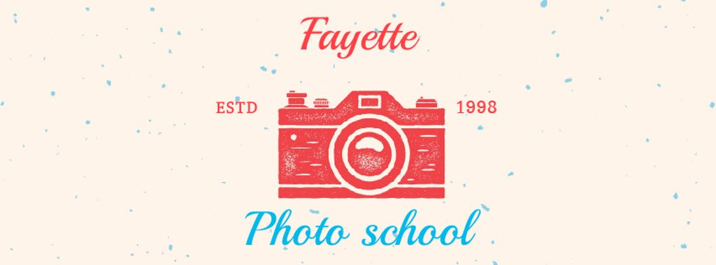 Stamp of photo camera — Créer un visuel
