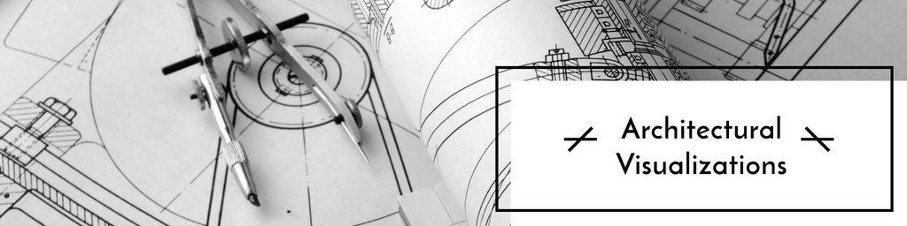 Architectural visualizations Ad — Maak een ontwerp