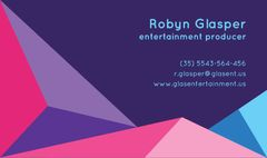 Entertainment Producer Services Offer