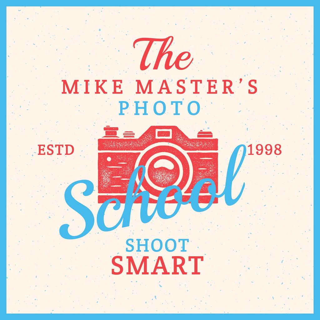 Photo school Vintage Advertisement — Створити дизайн
