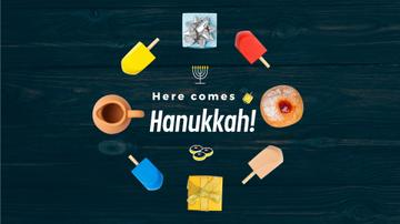 Happy Hanukah attributes