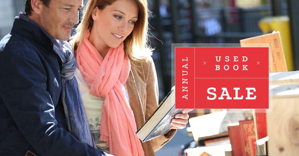 Couple buying books — Crea un design