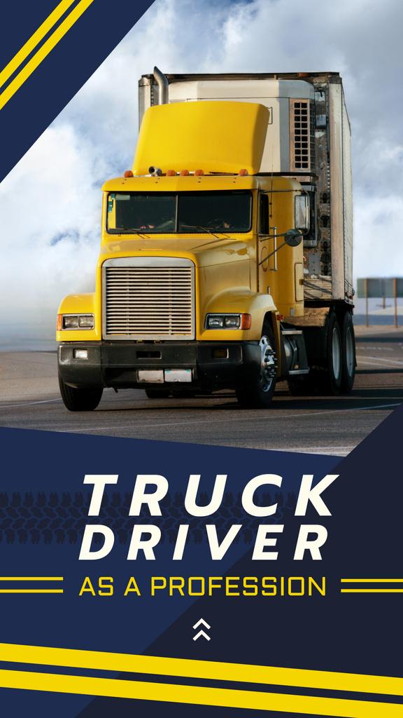 Tractor unit car — Crear un diseño