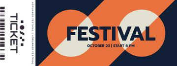 Festival Announcement on Geometric Abstraction