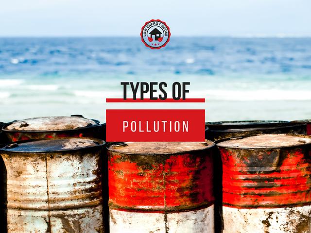 Barrels with toxic waste Presentationデザインテンプレート