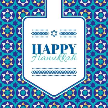 Happy Hanukkah greeting