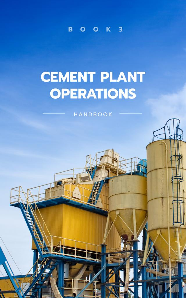 Cement Plant Large Industrial Containers — Створити дизайн