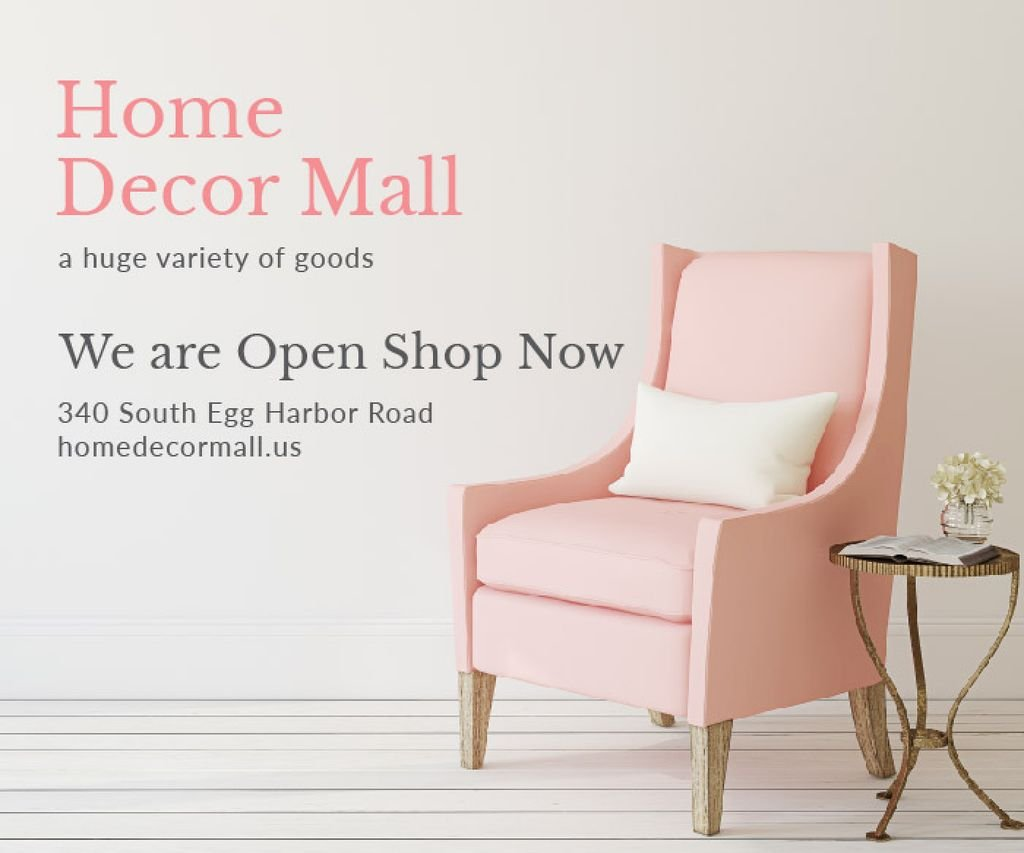 Home Decor Mall — Create a Design