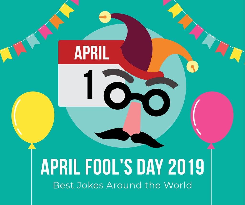 April Fools Day — Create a Design
