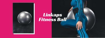 Fitness Ball Sale Offer