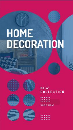 Designvorlage Cozy modern interior Offer für Instagram Story
