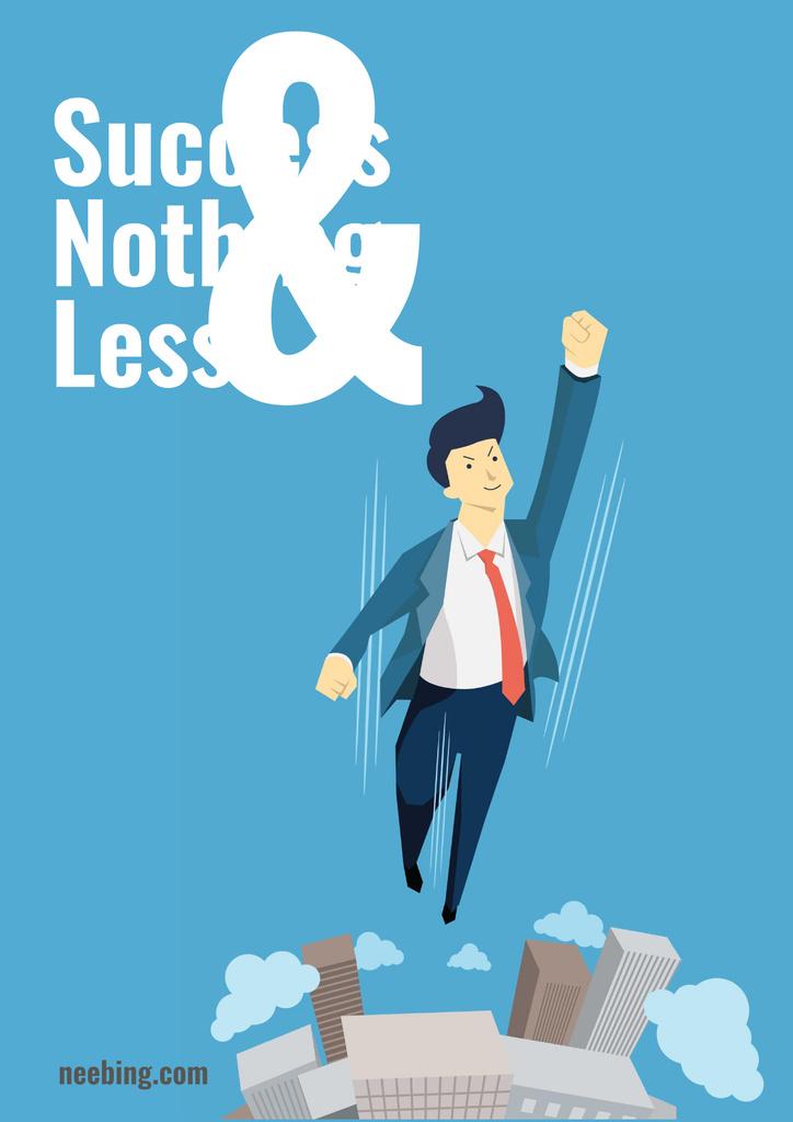 Citation about business success — Modelo de projeto
