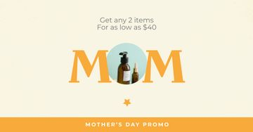 Mother's Day Cosmetic Products Offer