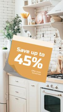 Comfortable kitchen Offer