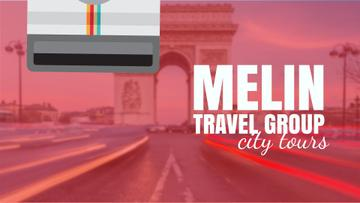 Paris Arc De Triomphe Famous Travelling Spot