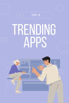 Trending Apps review with business Team