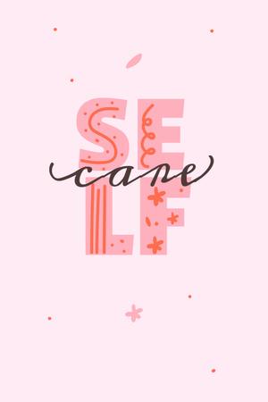 Mental Health Care Inspiration Pinterest – шаблон для дизайну