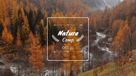Ontwerpsjabloon van FB event cover van Design template by Crello