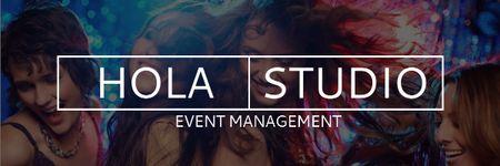 Plantilla de diseño de Event Studio Offer Email header