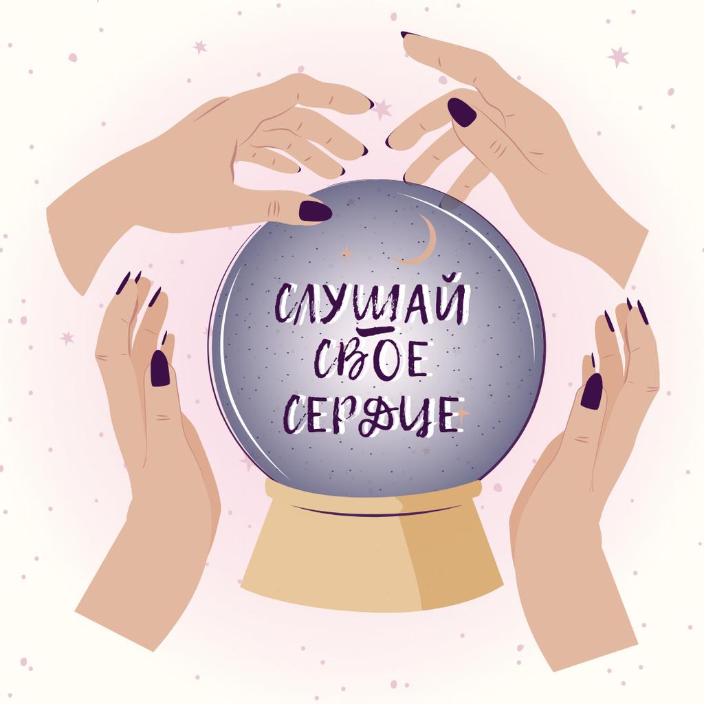 Design template by Crello Instagram – шаблон для дизайна