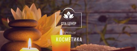Spa center Special Offer Facebook cover – шаблон для дизайна
