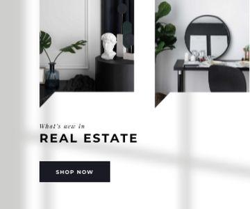 Modern Room Interior for Real Estate offer