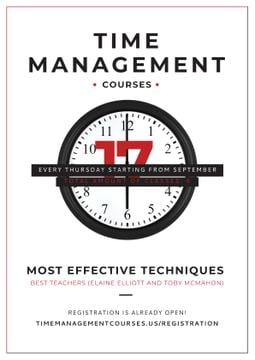 Time management courses