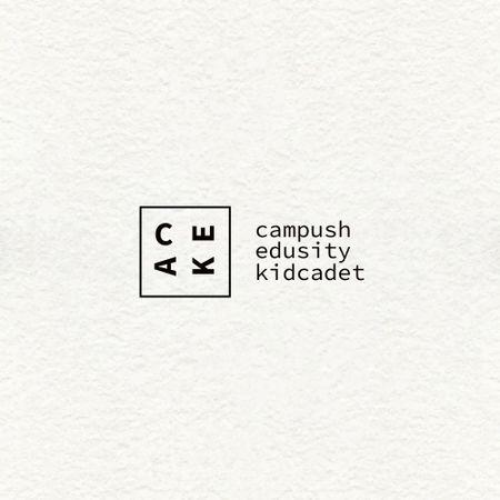 Creative Agency Services Emblem Logo – шаблон для дизайну