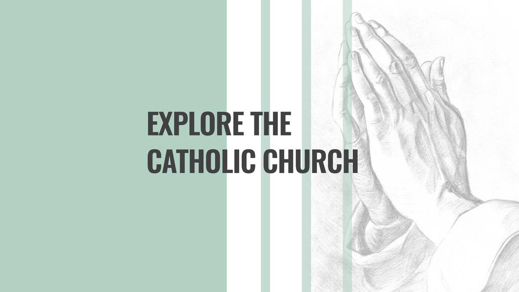 Invitation to Catholic Church — Crear un diseño
