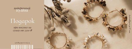 Stylish Bracelets Offer on Beige Coupon – шаблон для дизайна