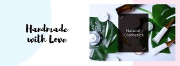 Natural cosmetic products Offer
