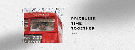 Plantilla de diseño de Design template by Crello Facebook cover